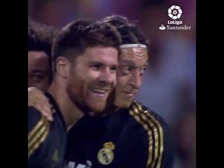 Последний гол Хаби Алонсо в LaLiga