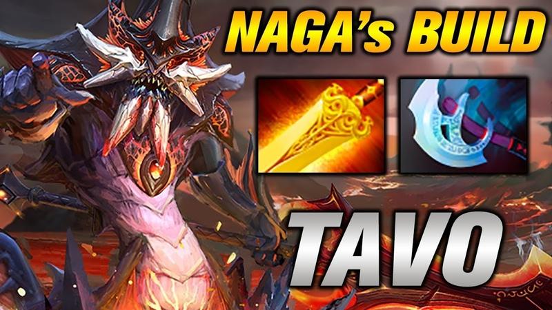 TAVO SLARDAR [NAGA's Item Build] Dota 2