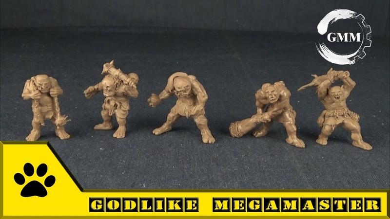 Солдатики. GODLIKE MEGAMASTER - карабашские тролли