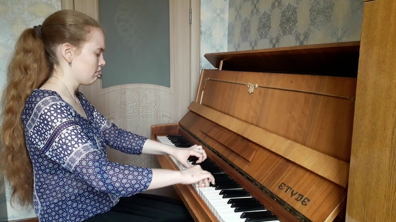 J. S. Bach. Prelude and Fugue in F sharp minor, BWV 883 F. Chopin. Ballade No. 1 in G minor, op. 23