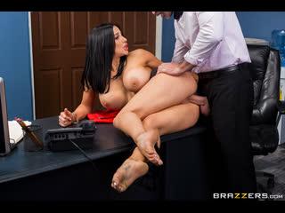 Emergency dick distraction audrey bitoni  charles dera big tits at work