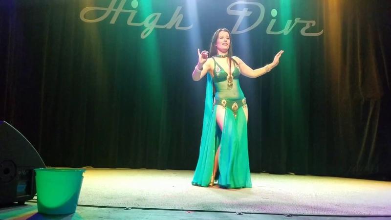 Soheir Zaki inspired Leylet Hob by Michelle