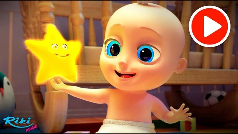 Спокойной ночи малыши Колыбельная Rock a bye Baby LooLoo Kids