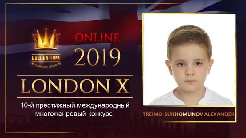GTLO-0701-0139 | Treimo-Sukhomlinov Alexander | Golden Time Online London 2019