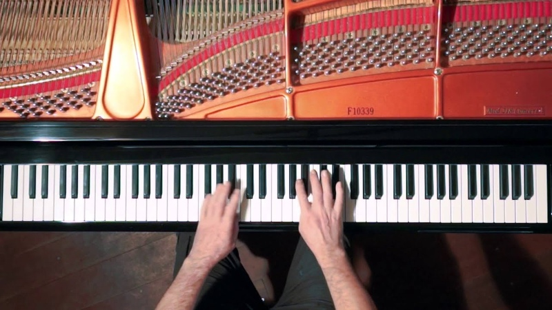 Bach 2 Part Invention No.13 - P. Barton, FEURICH Harmonic Pedal piano