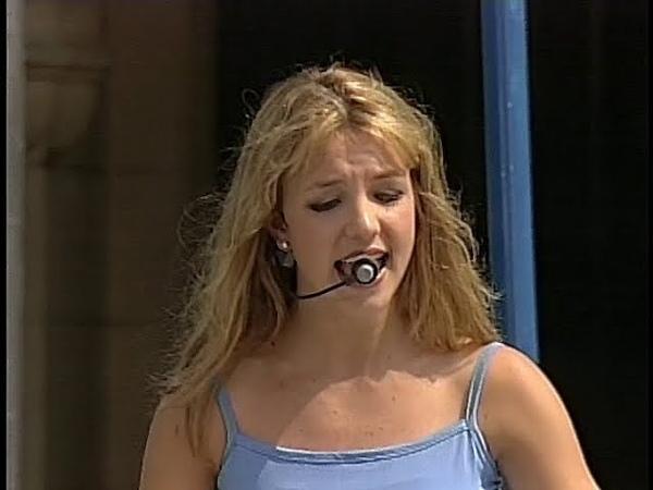 Britney Spears Sometimes Unedited @ Disney Summer Jam Concert 1999 Digital