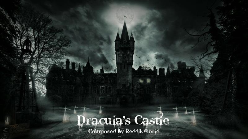 Dark Music Dracula's Castle Red4Ik World