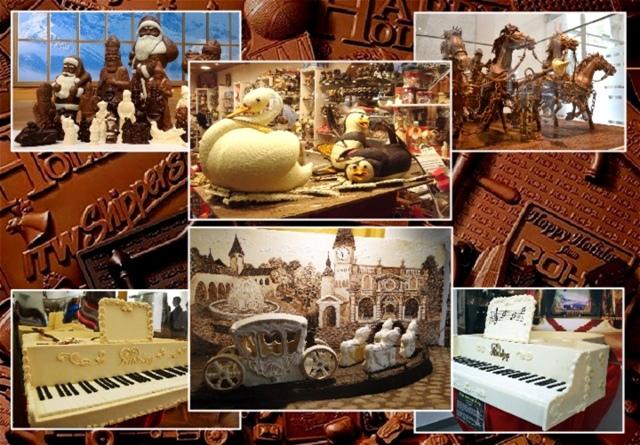Познавательно- игровой час «Шоколаду каждый рад» (11 июля- Всемирный день шоколада)., изображение №12