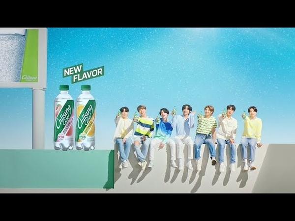 칠성사이다 New Flavor X BTS 청귤 댄스편