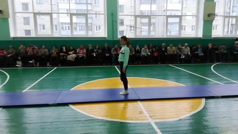 Гимнастика девушки 7-8 классы