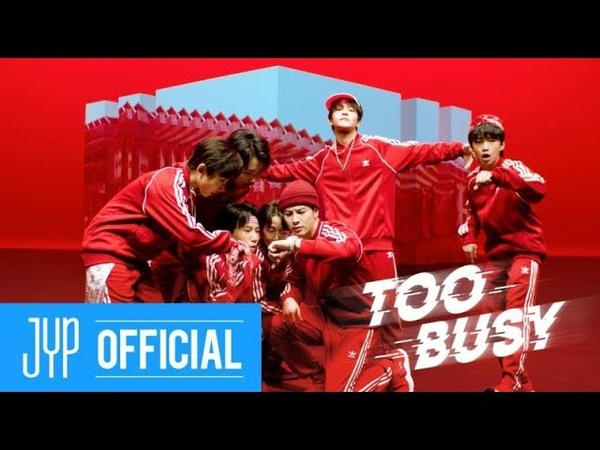 BOY STORY Too Busy Feat. Jackson Wang 王嘉尔 M V
