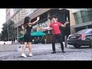 Девушка Танцует Соблазнительно В Порт Баку 2019 Чеченская Лезгинка Ловзар ALISHKA NELYA Port Baku