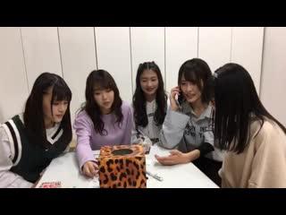 200315 NMB48 Lesson-ba no Katasumi de... (NMB48 Official Showroom)