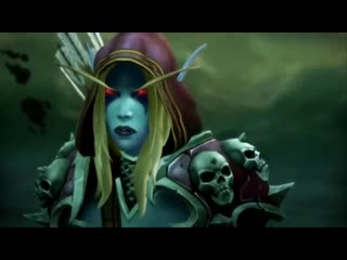 For the Horde and for Sylvanas!