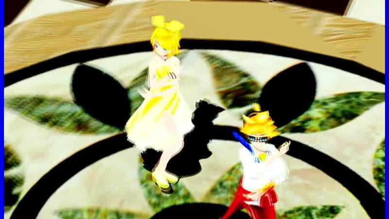 Rin and Len Kagamine - Magnet
