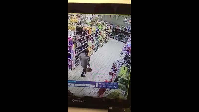 Strong stream on CCTV