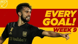 Efrain Alvarez Scores First MLS Goal, LAFC Dismantle Earthquakes Defense With 5 Goals