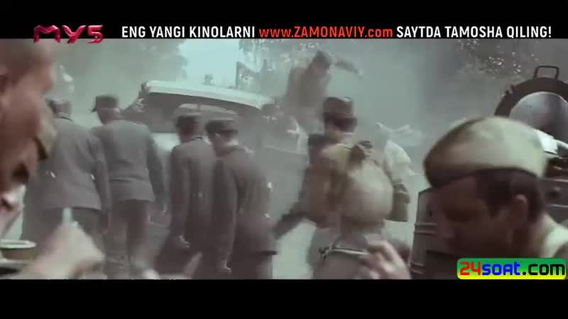 Biz kelajakdanmiz 2 Uzbek tilida 2010 O'zbekcha tarjima kino HD