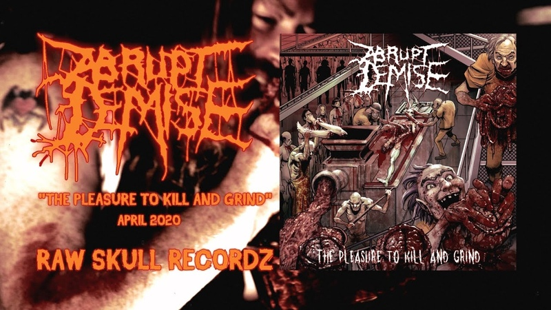 Abrupt Demise Cannibal official video