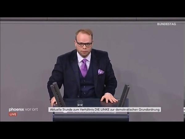 Helge Lind (SPD), die LINKE Dummheit in Person