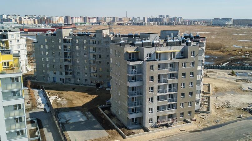 Отчет о ходе строительства ЖК «Апрель» май 2020, изображение №5