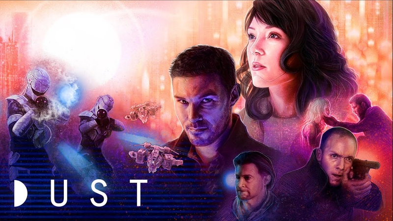 Sci-Fi Short Film Hard Reset presented by DUST