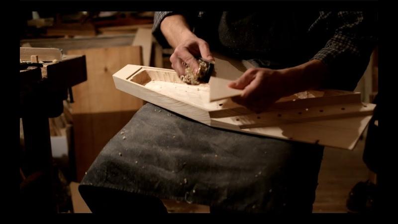 Как сделать традиционные русские гусли How To Make A Traditional Russian Gusli (Psaltery)