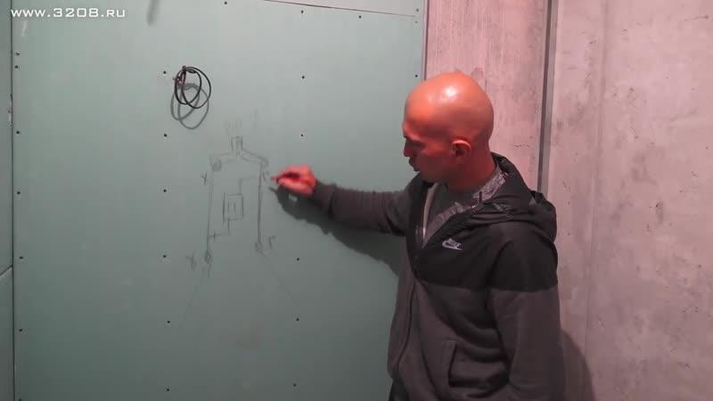 Как подключить проточный нагреватель Мастер класс Алексея Земскова