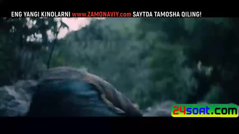 Changalzor Jungli Jungle Uzbek tilida 2017 O'zbekcha tarjima kino HD