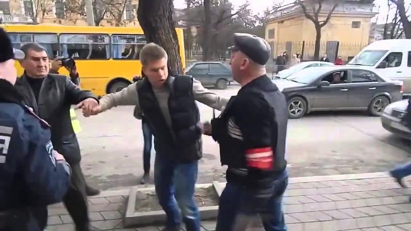 Гончаренко выхватил леща в Симферополе!