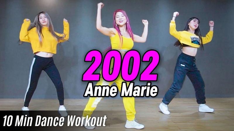 Dance Workout ENG Anne Marie 2002 MYLEE Cardio Dance Workout 마일리 다이어트 댄스
