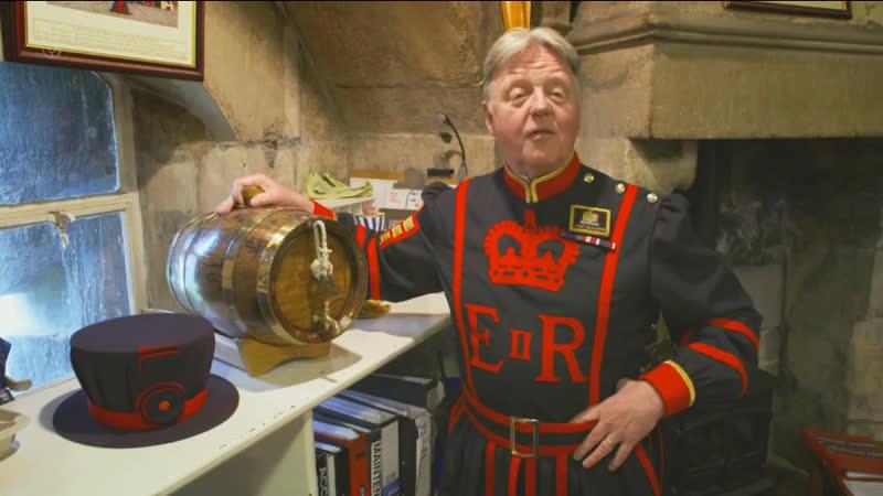 Inside the Tower of London Season 2 Episode 7 Channel 5 2019 UK ENG
