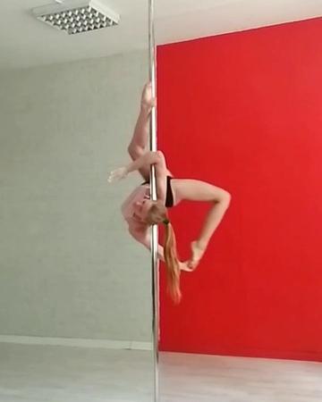 "Valeriya Pole Dance on Instagram: ""Счастливый ребенок добрался до любимой @the_brandance_studio 😍🤗❤️😘💋❤️🌹♥️ poledance poledancemotivation pol..."