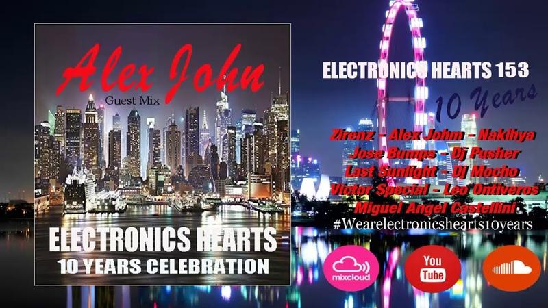 Uplifting Trance 2019 E.H_153 M.A.C.PRES.ALEX JOHN Special Guest mIx