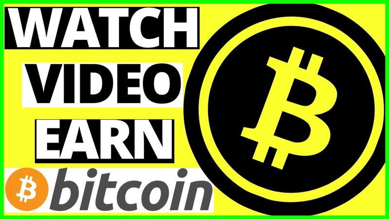 Stay At Home Earn Free Bitcoin PayPal Money Watching Videos