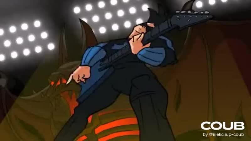 Marvel DC Party KidRock Bawitdaba