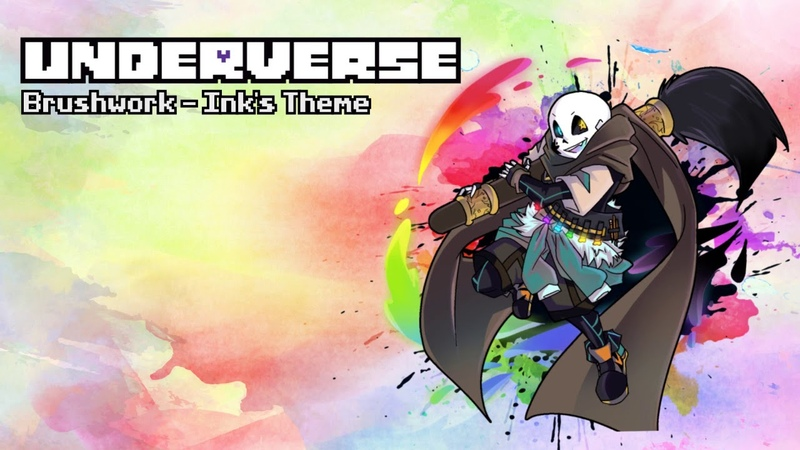 Underverse OST Brushwork Ink Sans's Theme