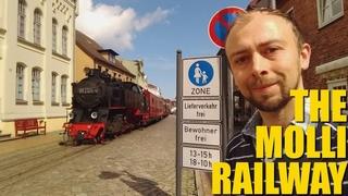 Molli-Bahn: The Train That Goes Straight Down The High Street