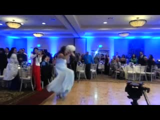 Первый и последний танец жениха и невесты