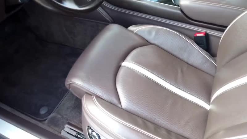 Детейлинг химчистка салона автомобиля Audi A8🇩🇪