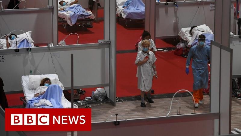 Coronavirus More than 10 000 lives lost in Spain BBC News