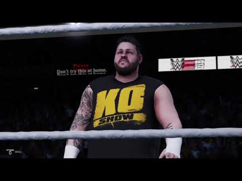 Angelicoc vs Kevin Owens vs Luke Harper vs Meturdo