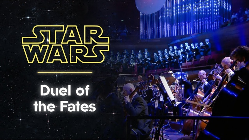 Star Wars - Duel of the Fates The Danish National Symphony Orchestra (Live)