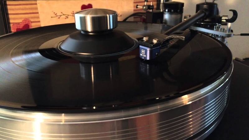 Stevie Ray Vaughan Riviera Paradise VPI Prime Fidelity Research MC 201 Moving Coil