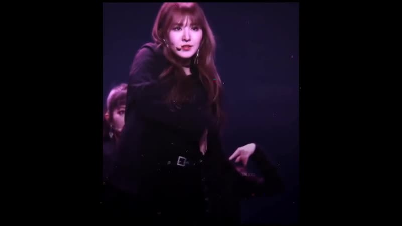 Wendy can be visual and main vocalist also the person who makes you question of your sexuality