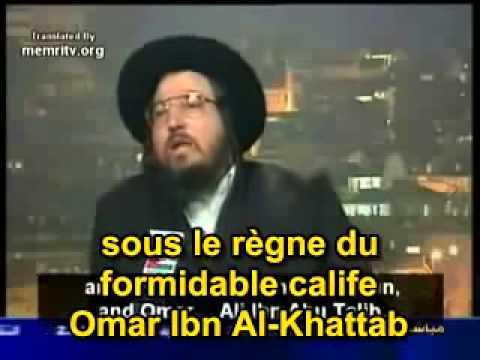 Ce rabbin démasque l'imposture sioniste du gouvernement d'Israel