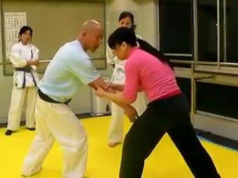 Daniela Anti Aging School present Master Hino Akira's Kobudo ③
