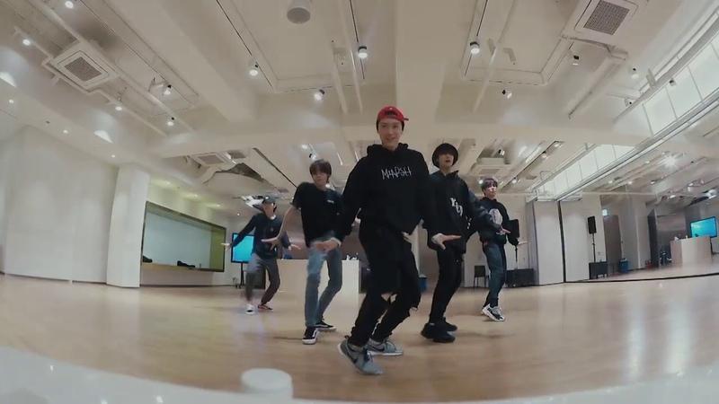 [NCT] WayV-log 27 : 'COMEBACK' Dance Practice - Filmed by TEN