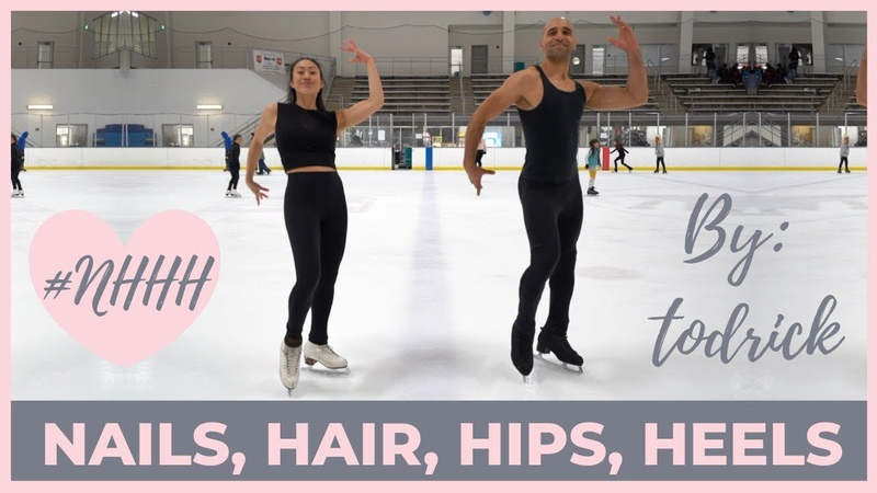 NAILS HAIR HIPS HEELS BY TODRICK NHHH CHALLENGE Coach Michelle Hong