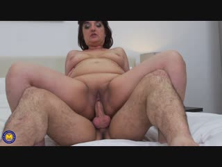 Melana & Rob housewife chubby milf
